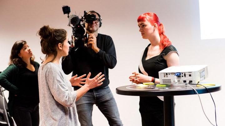 Pimpteam in uitzending over deeleconomie van Brandpunt+
